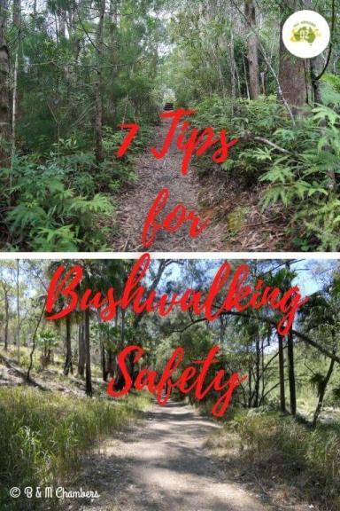 7 Tips for Bushwalking Safety