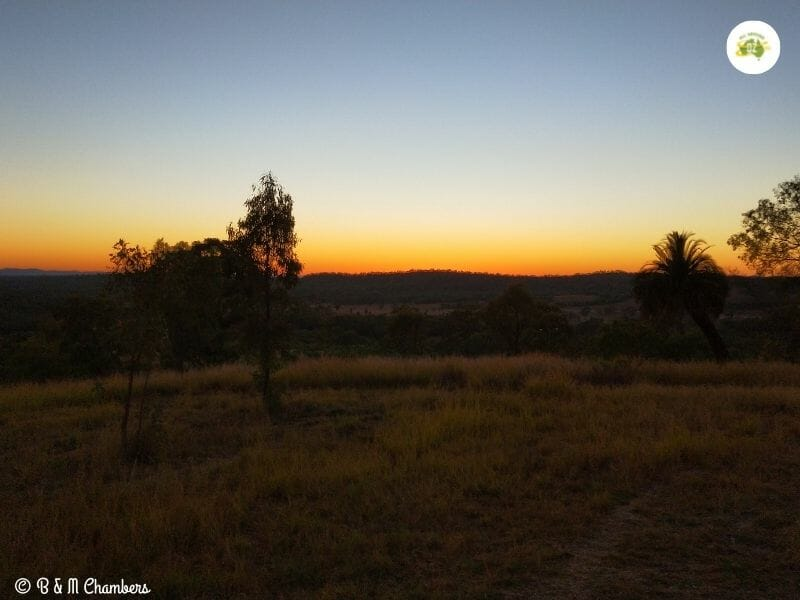Sandstone Park Sunrise