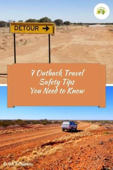 7 Outback Travel Safety Tips You Need to Know