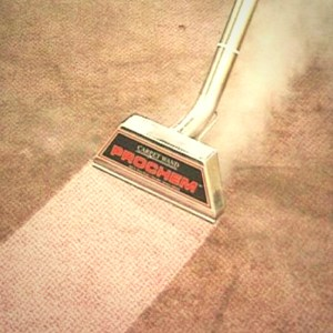 steam cleaning is great for your carpet