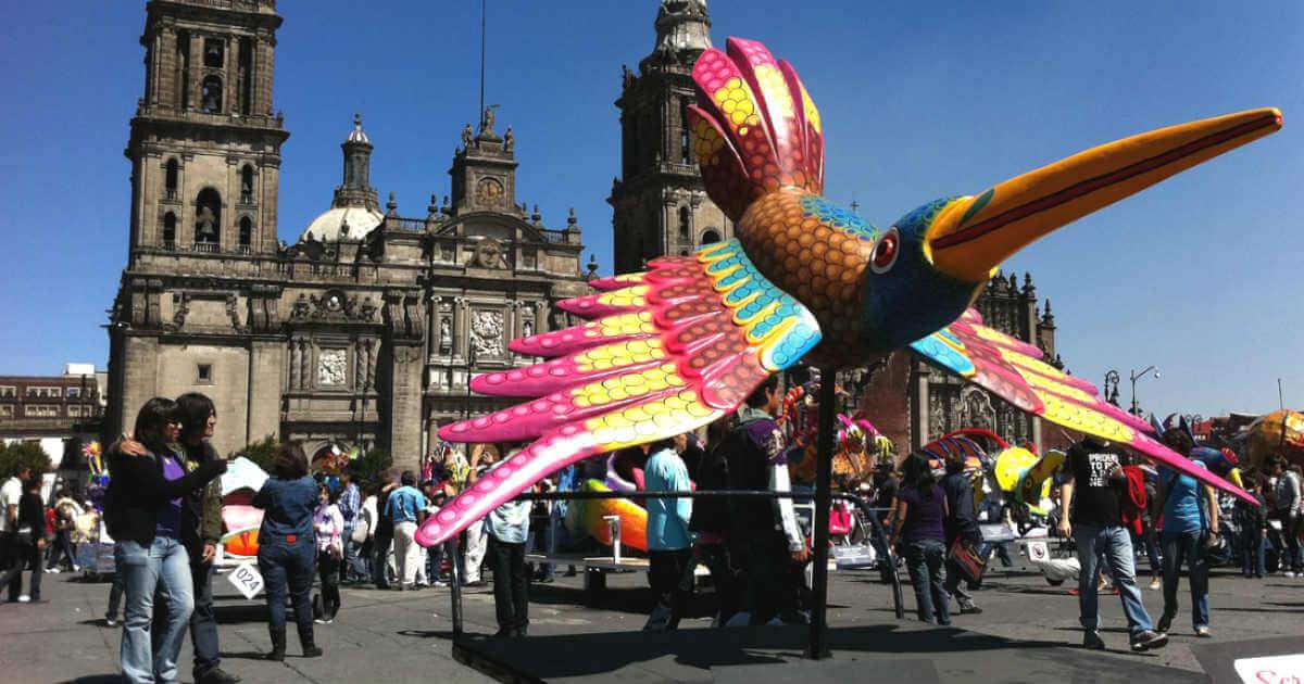 女性必見!メキシコシティーで絶対に着てはいけない服とは