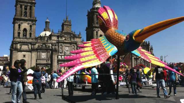 メキシコシティーのファッション