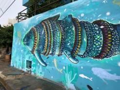 イスラムヘーレスのストリートアート6