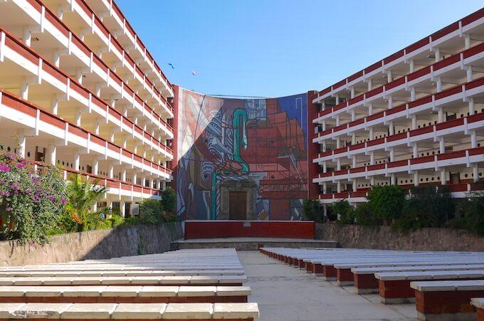 UNAMの壁画