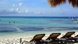 ハイアットジーヴァのビーチ海12