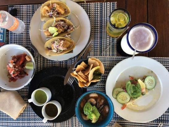 ハイアットジーヴァレストラン①ハバネロ(メキシカン)