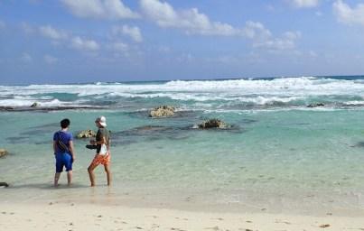 リビエラマヤ周辺のビーチ
