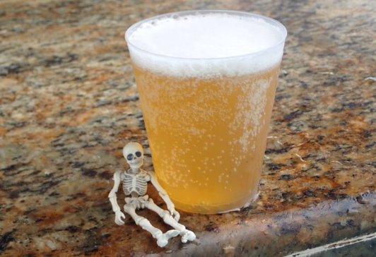 ハイアットジラーラの無料のビール