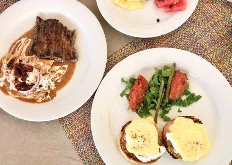 ハイアットジラーラのシーフード料理レストラン【ペリカノス】3