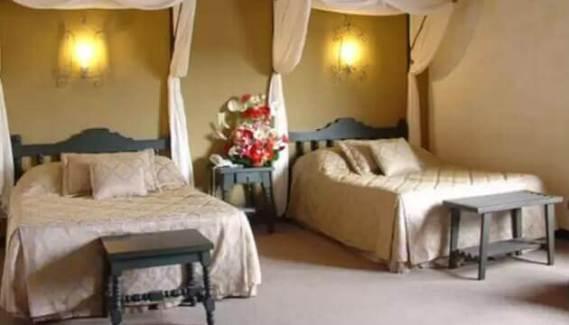 カスティロ デ サンタ セシリア部屋