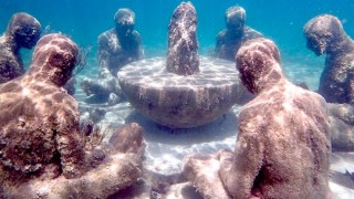 海底美術館(MUSA)
