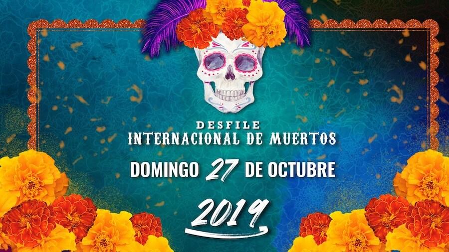 2019年の死者の日のパレード