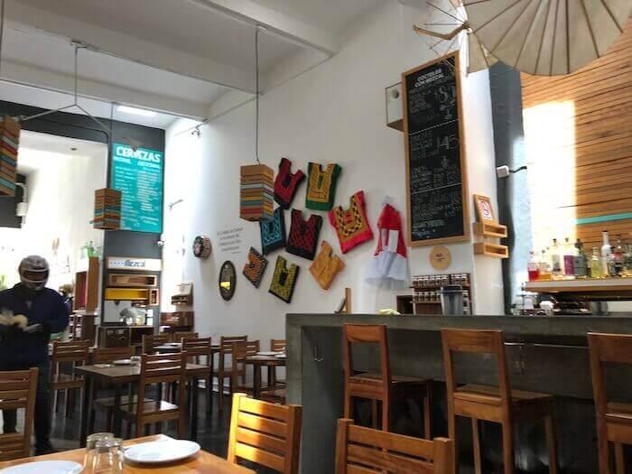 オアハカ・イスモ料理のおすすめレストラン(サンドゥンガ)3