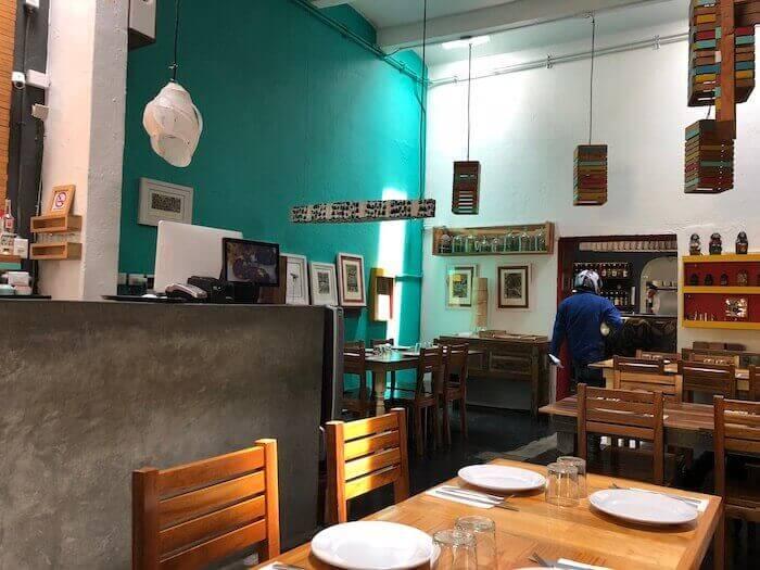 オアハカ・イスモ料理のおすすめレストラン(サンドゥンガ)4