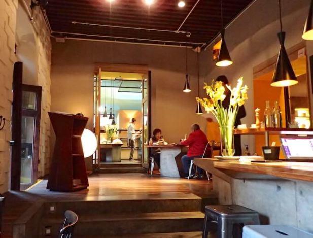 サンミゲルデアジェンデのカフェ4