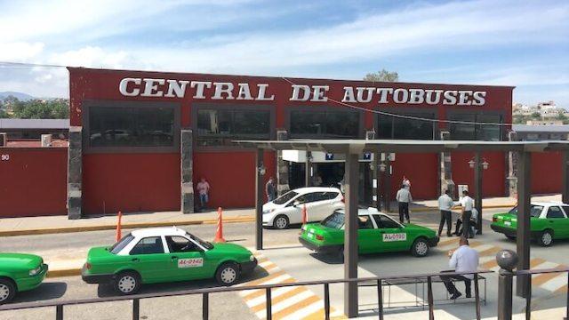 サンミゲルデアジェンデの移動方法(バス)4
