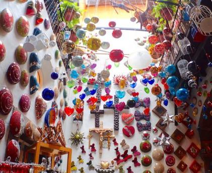 サンミゲルデアジェンデの雑貨屋4