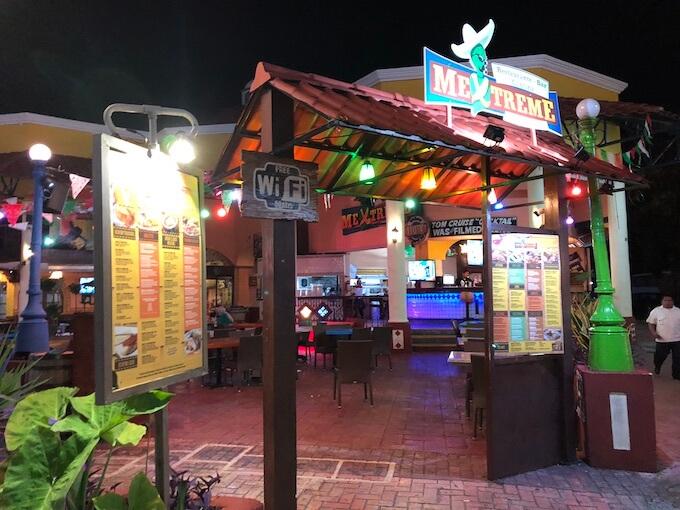 カンクンのメキシコ料理レストランMEXTREME16