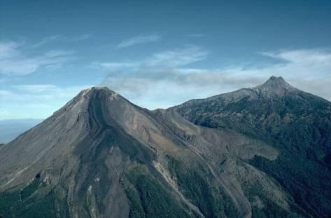 コリマ火山