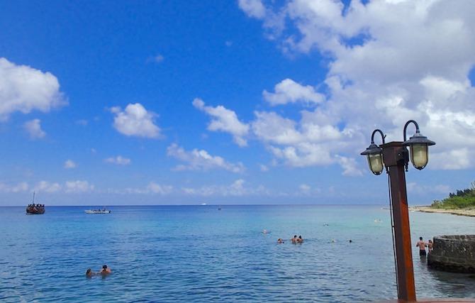 コスメル島の海辺2