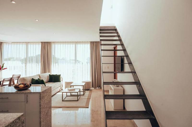Antera Hotel & Residences部屋