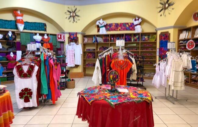 ライスラのPlaza la Fiesta民族衣装・し修復コーナー