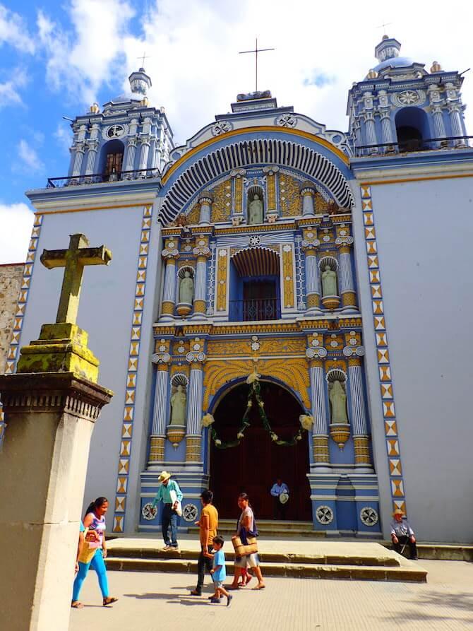 オコトラン村の教会5