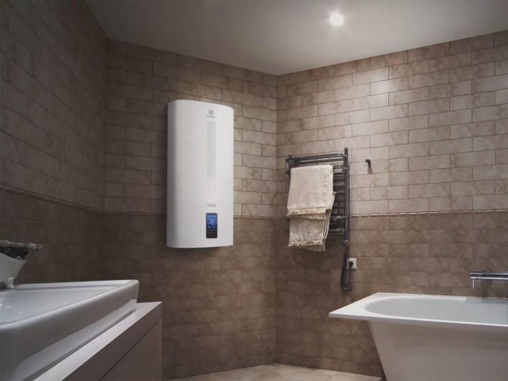 ELECTROLUX SMARTINVERTER – умный водонагреватель. - фото 1