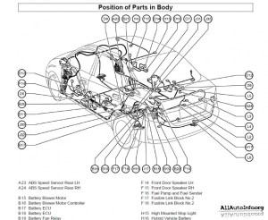 2010 Toyota prius wiring diagram