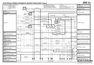 Mazda 6, MPS (GG) Wiring Diagram (20022007)
