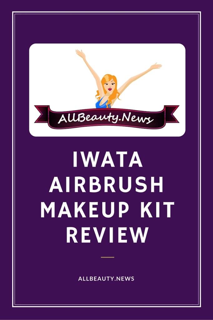 Iwata Airbrush Makeup Kit Reviews