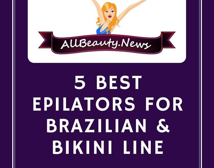 5 Best Epilators for Brazilian & Bikini Line