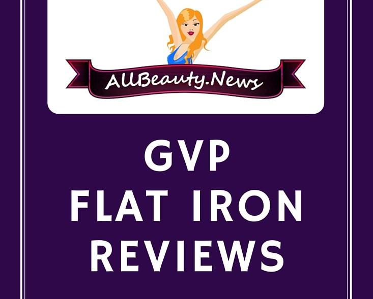 gvp flat iron reviews