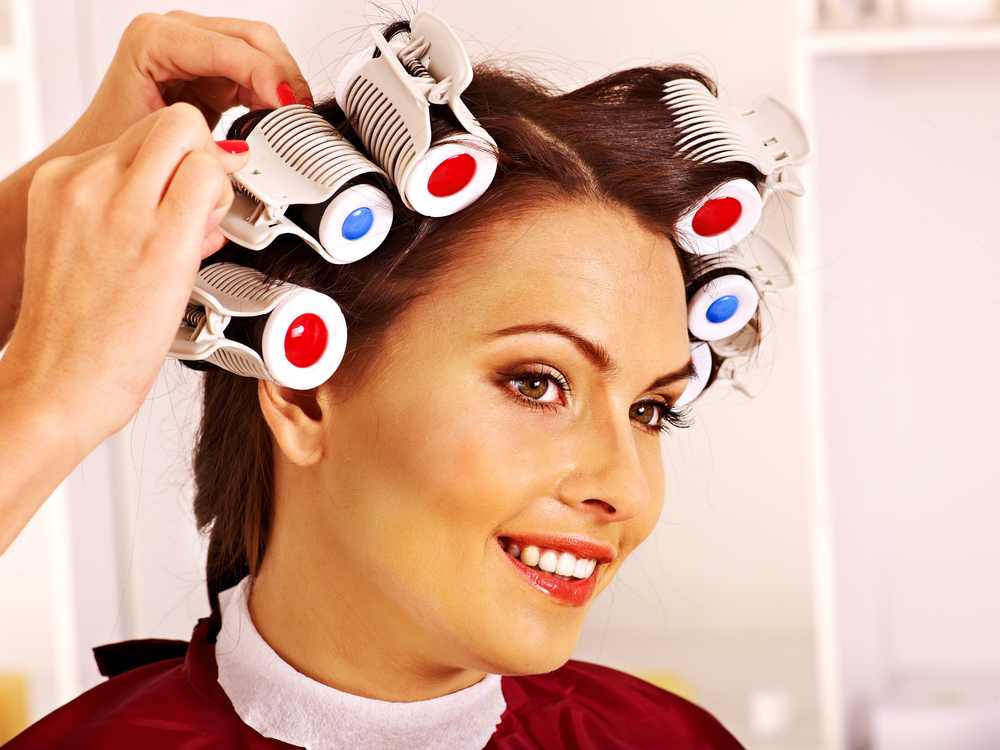Hot Rollers for Short Hair