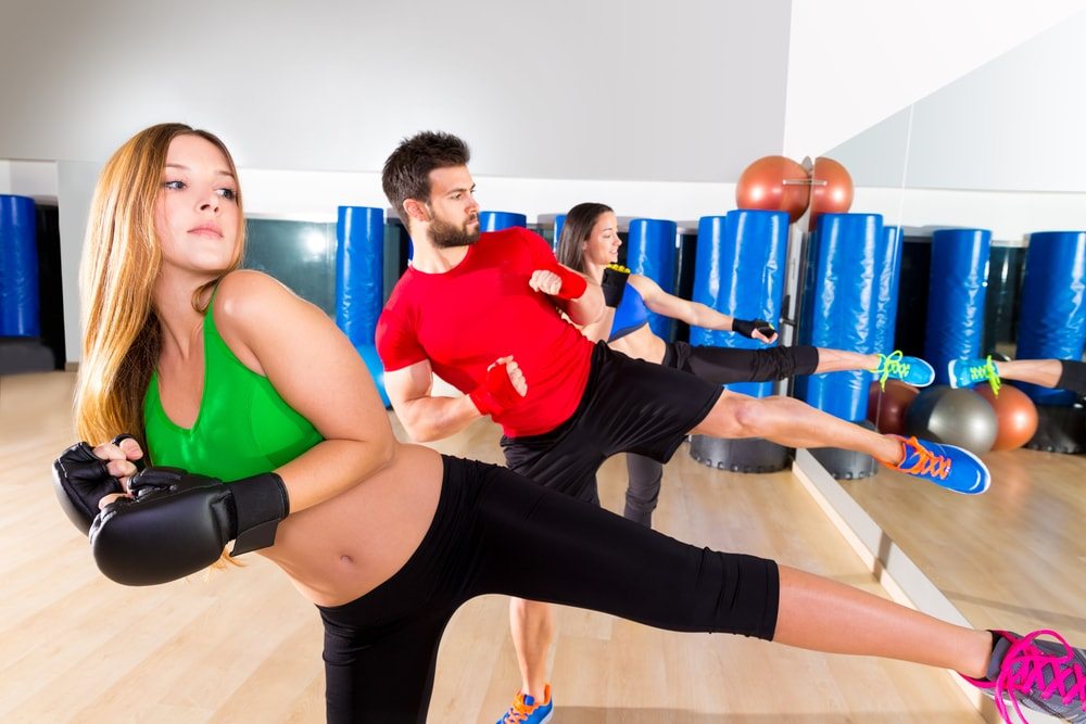 Cardiovascular workouts for lower back fat loss