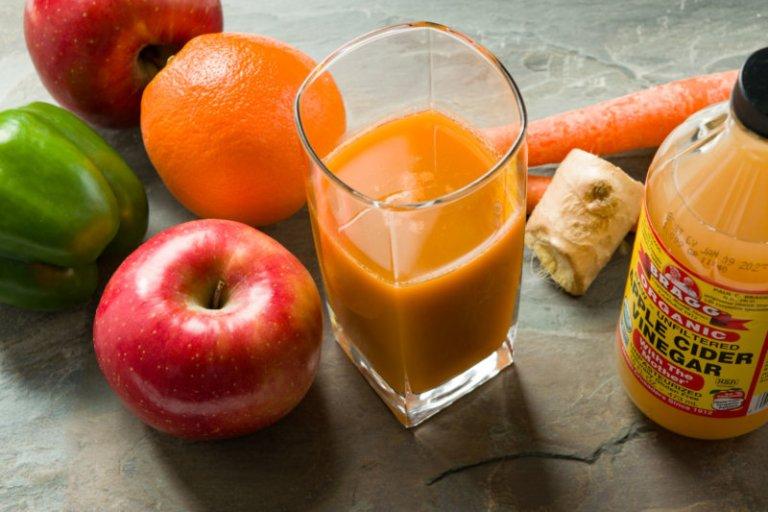 apple cider juice benefits