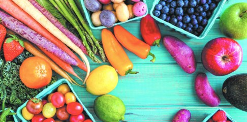 effects of eating fruits and vegetables