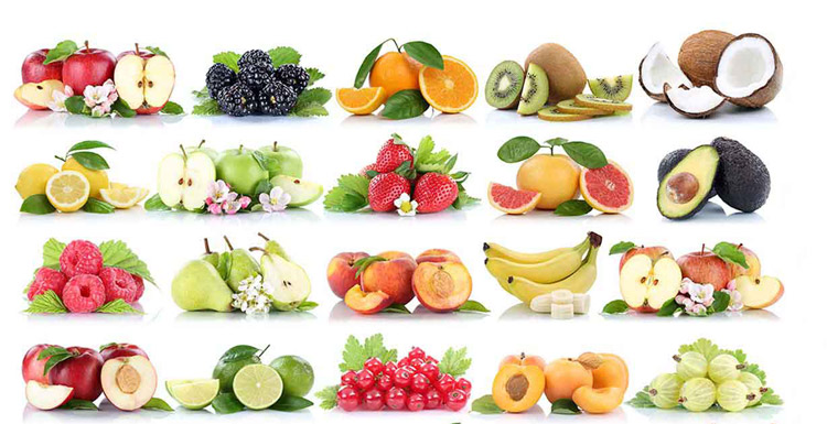 fruits and vitamins and uses