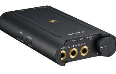 Sony best portable headphone amp