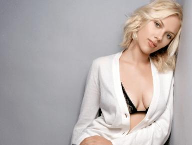 самые сексуальные актрисы Скарлет Йоханссон