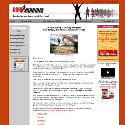SBI Custom Web Design for UYO - Sport Estate website