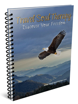 E-books cover design examples - for a travel website