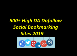 500-High-DA-Dofollow-Free-Social-Bookmarking-Sites-2019-allbloggingcoach