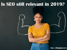 Is SEO still relevant in 2019?