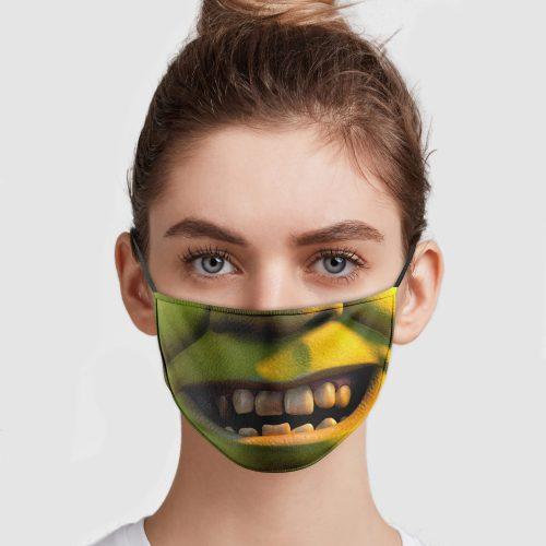 Shrek mask