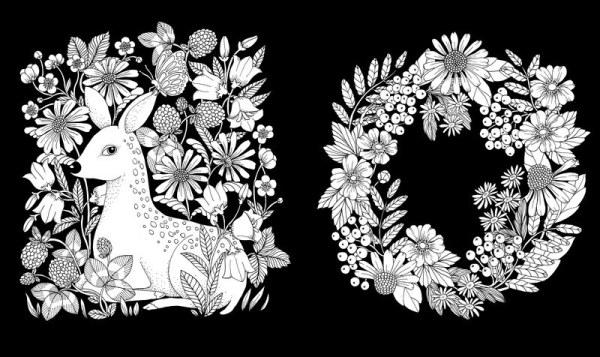 Сумеречный сад