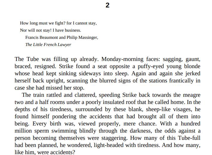 The silkworm by Robert Galbraith PDF
