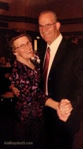 Grandma & Grandpa Hoffman at their 50th Wedding Anniversary!