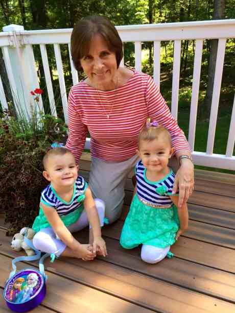 Grandma and The Little Sisters