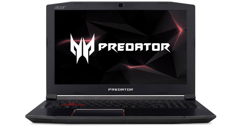 Acer Predator Helios 300 - Best Laptops For Data Science